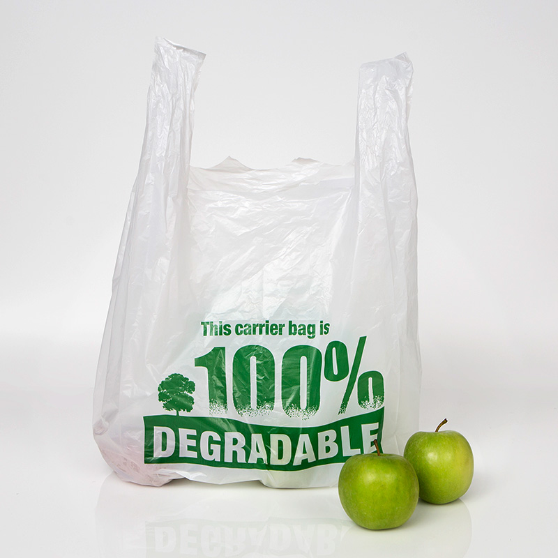 Eco-packaging, eco packaging, biodegradable, carrier bags