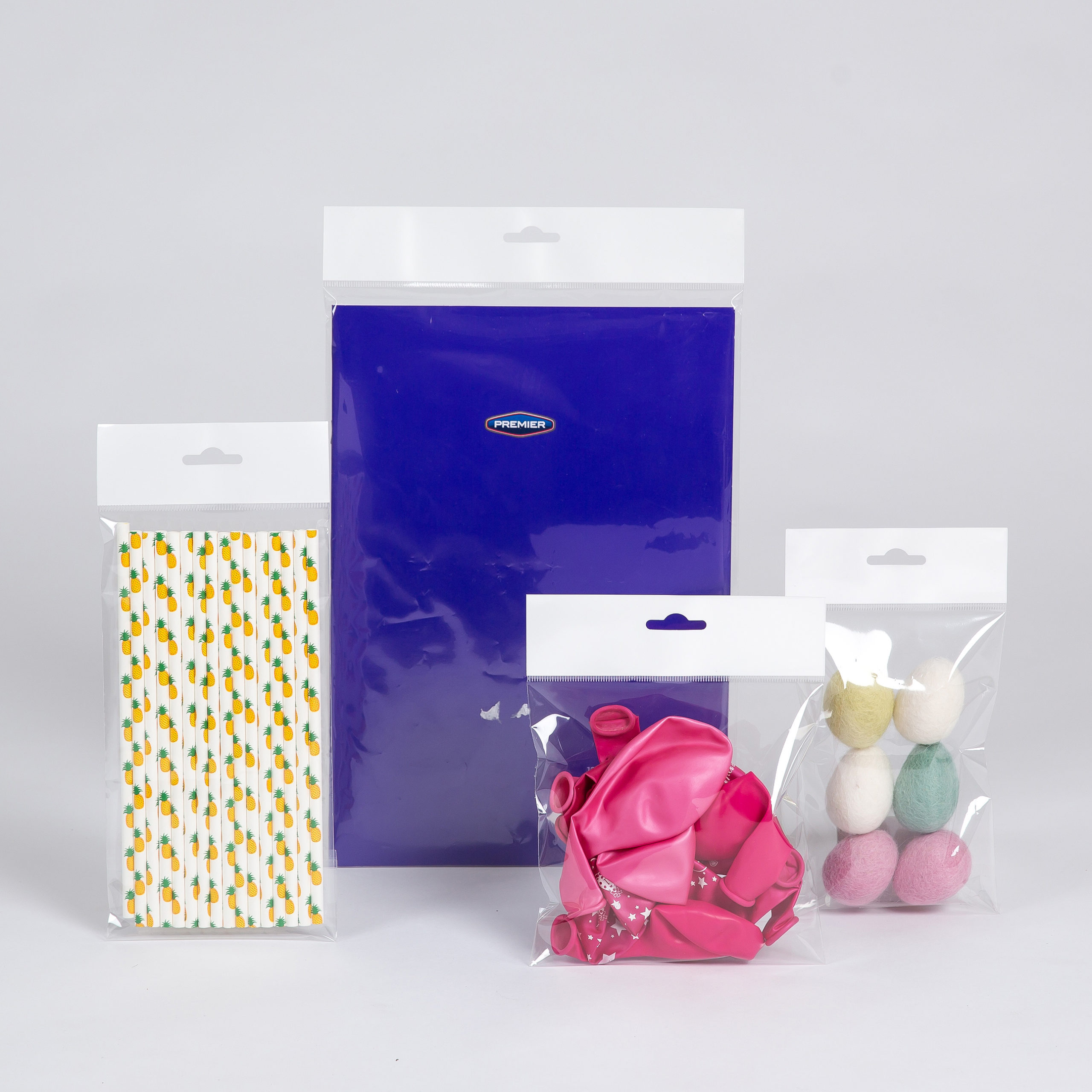 retail packaging, plastic packaging